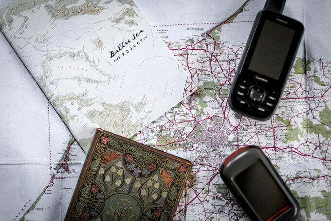 e-bike Ausrüstung Navigationsgeräte