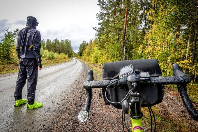 e-bike Bekleidung Regen