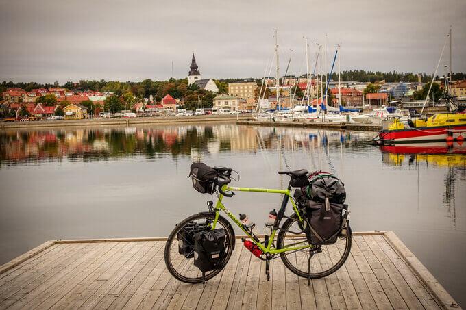 e-bike Ausrüstung Taschen