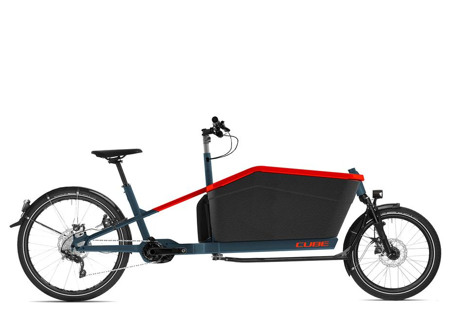 e-Lastenad Cube Cargo Sport Dual Hybrid