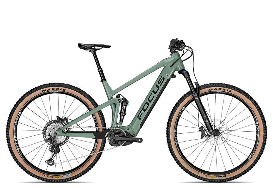 Focus Thron2 6.9 e-Mountainbike
