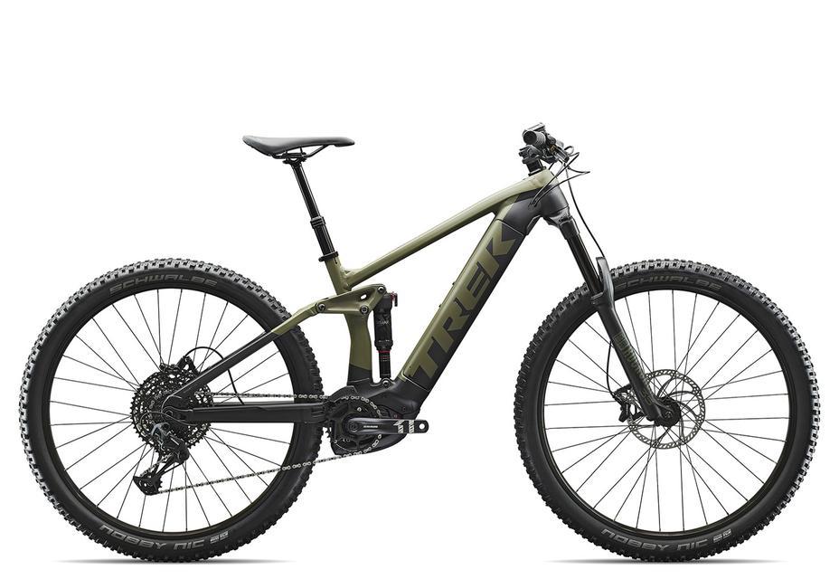 Trek Rail 5 e-Mountainbike